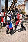 Fotografie Mittelalterliches fest