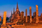 Wat phra si sanphet, ayutthaya, Thajsko
