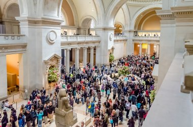 Metropolitan Museum of Art, Main Hall, New York City