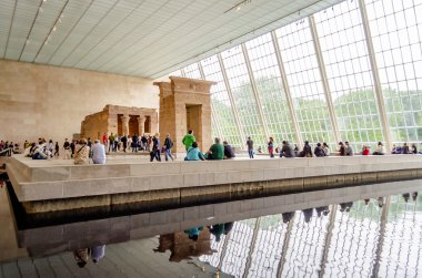 Temple of Dendur, Metropolitan Museum of Art, New York