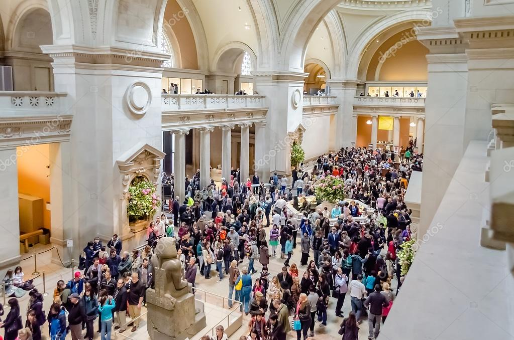 a cool trip at the metropolitan museum of art in new york city