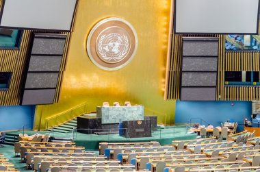 General Assembly Hall, UN