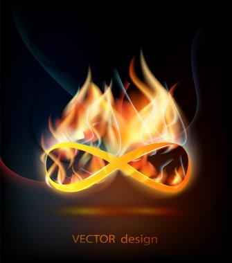 Burning infinity
