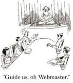 A vállalati üzleti csapat segítségre van szüksége web