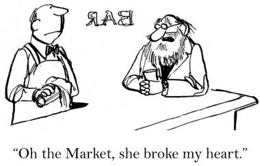 I tried to love the market but was scorned