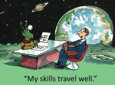 Skills travel