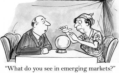 What do you see in emerging markets