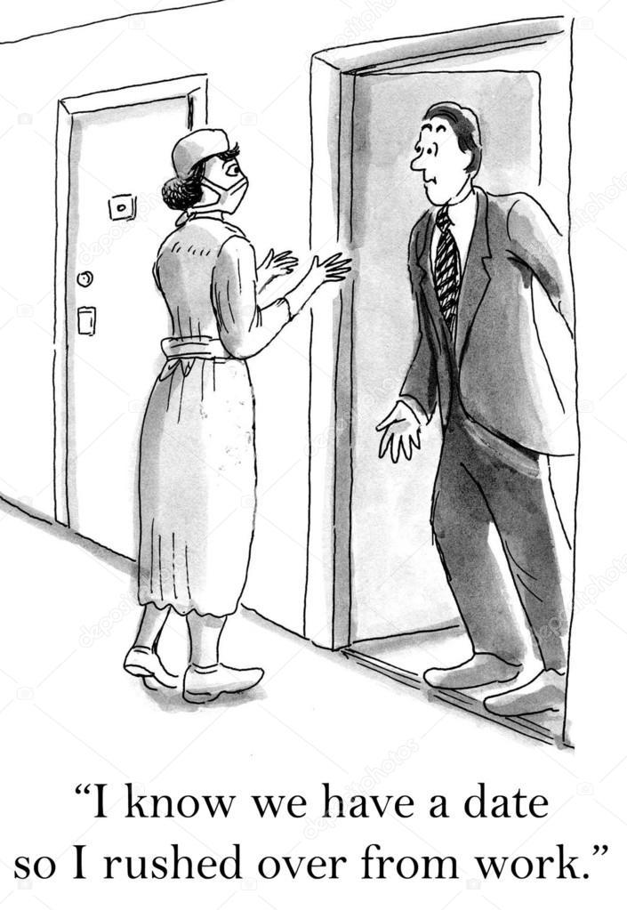 Dating der Schwester des Chefs