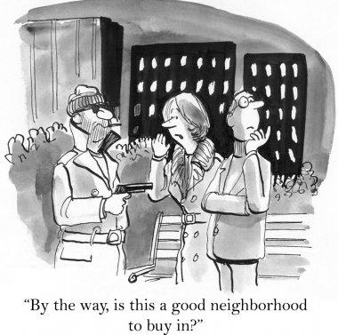 Good neighborhood