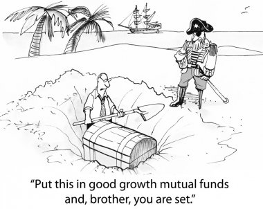 Put this in growth stocks and you're set