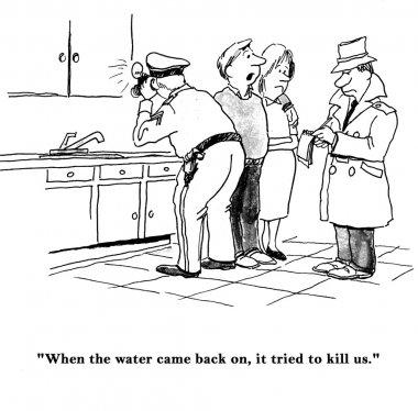 Water killer