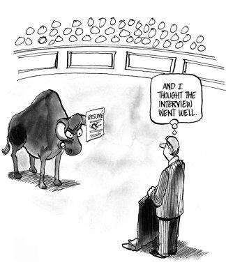 Bull interview