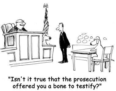 Offered a bone