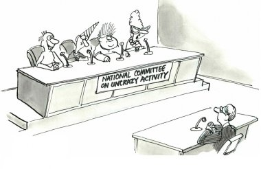 National committee on un crazy activity