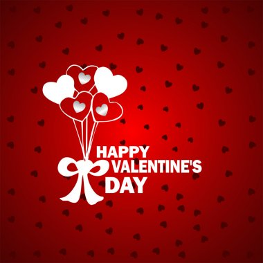 Valentine's Day,on February 14 each year, associated with romantic love stock vector