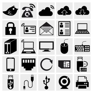 Simplus series icon set