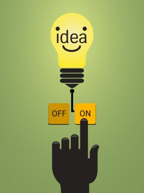 Switch on idea