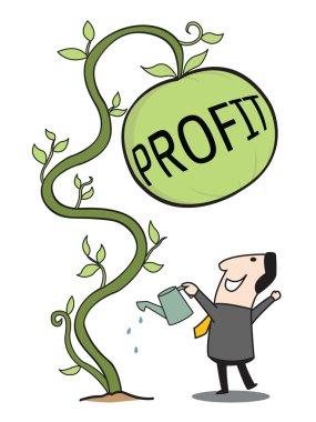 Gain profit