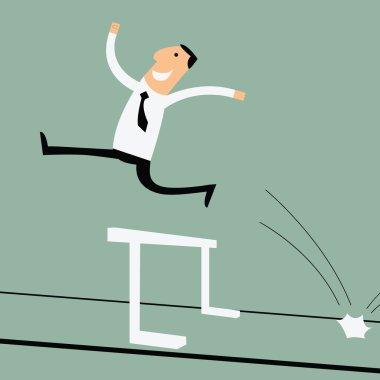 success across hurdle