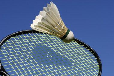 Hit the racket