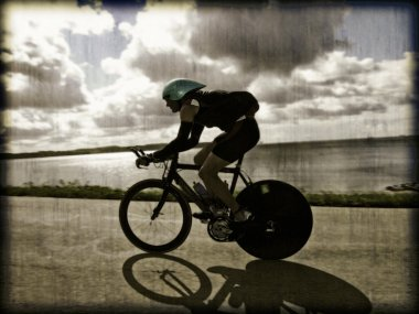 Vintage triathlon speed
