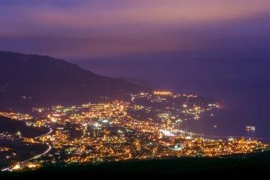 Mountainsi, Crimea, Ukraine, Yalta.