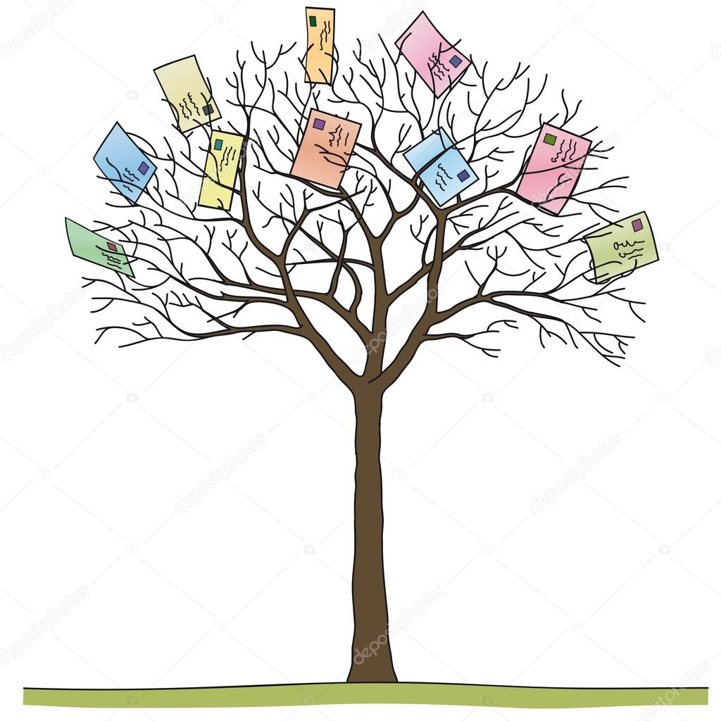 Tree email