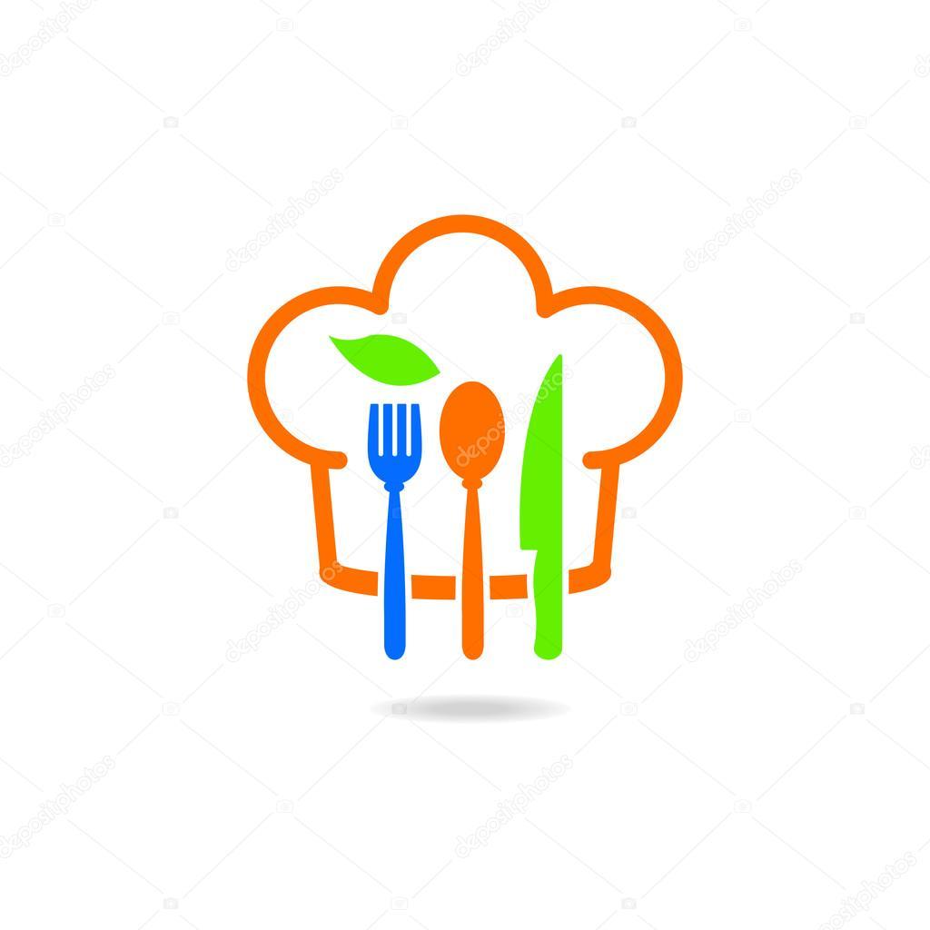 Iconos de utensilios de cocina restaurante comida vector for Utensilios y materiales de una cocina de restaurante