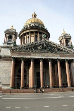 Saint Petersburg, Russia, St. Isaac