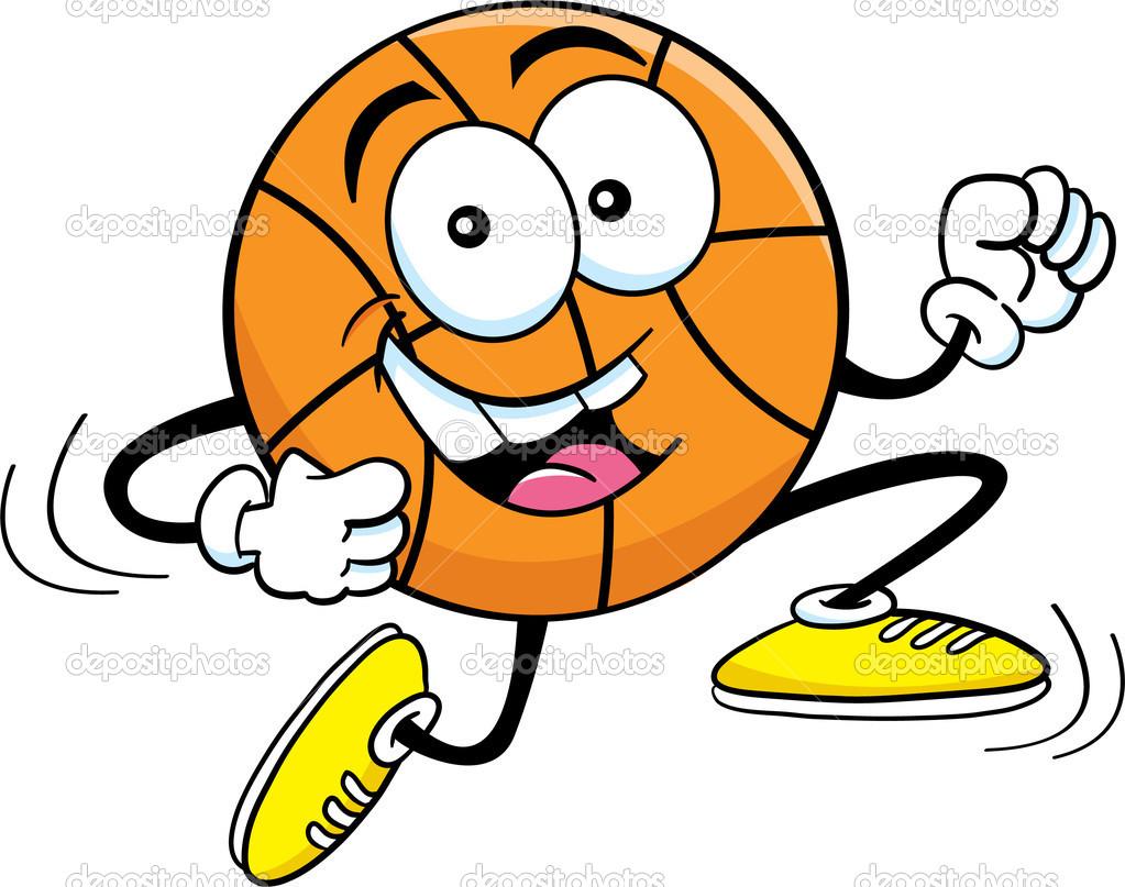 Kresleny Bezi Basketbal Stock Vektor C Kenbenner 15593491