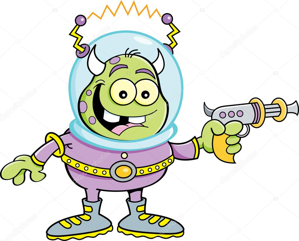 extraterrestre clipart
