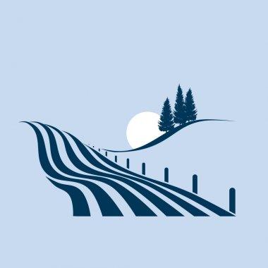 Agrarian landscape