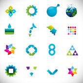 Photo Logo  design elements