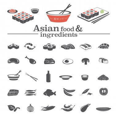 Asian food & ingredients