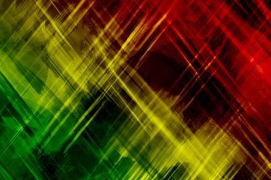 reggae background abstract