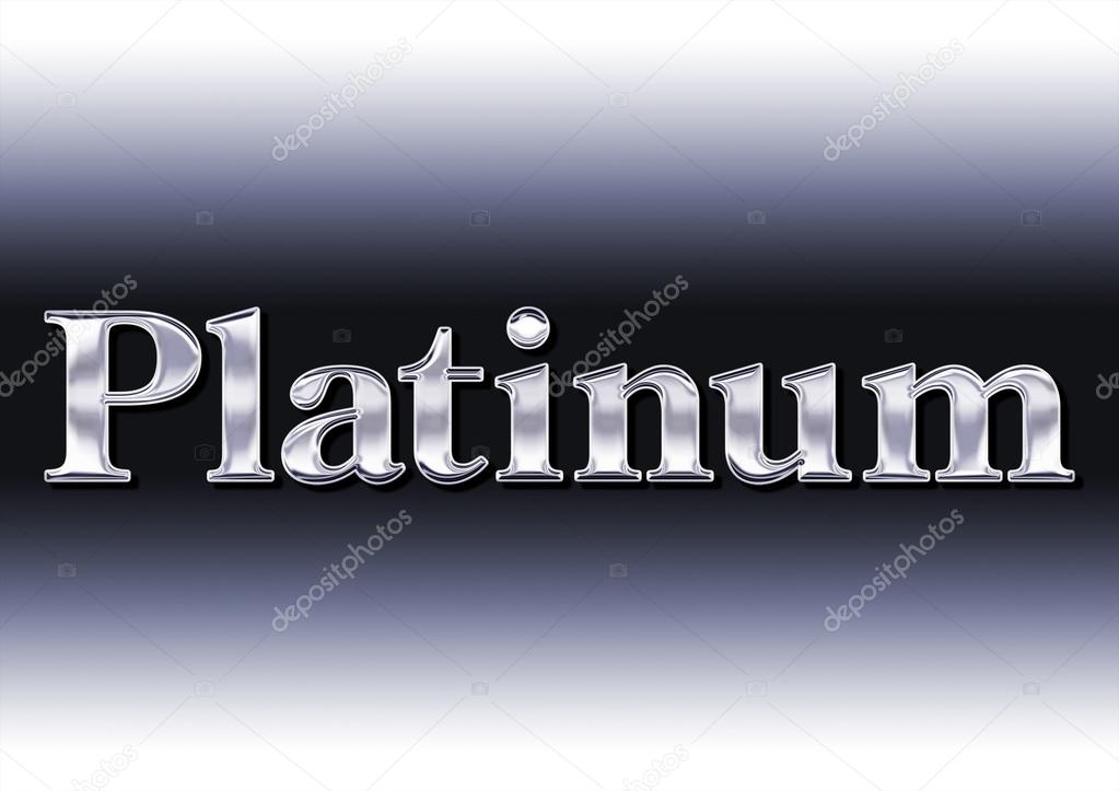 element royalty stock precious photo free metal on picture focus platinum chemical