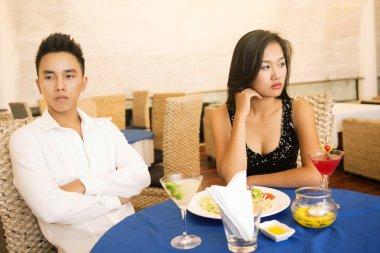 Troubled date