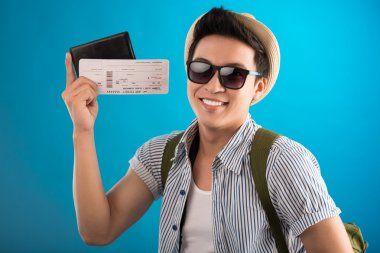 Tickets to travel
