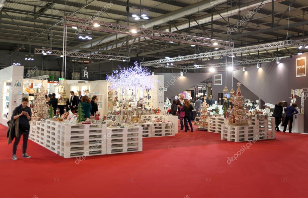 MACEF 2013 International Home Show Stock Photo