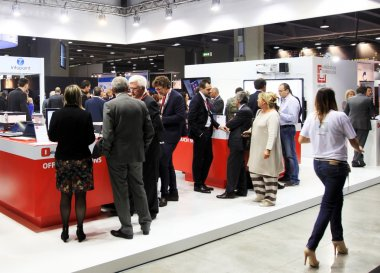 international fair of business intelligence and information technology
