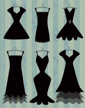 Black dresses collection