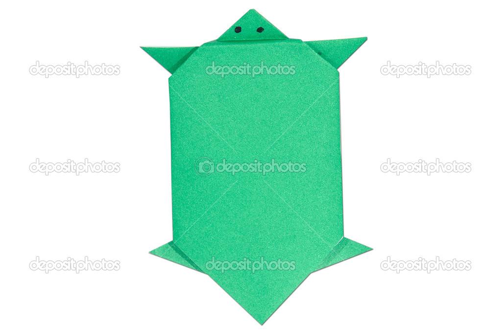 origami z bankovek návod