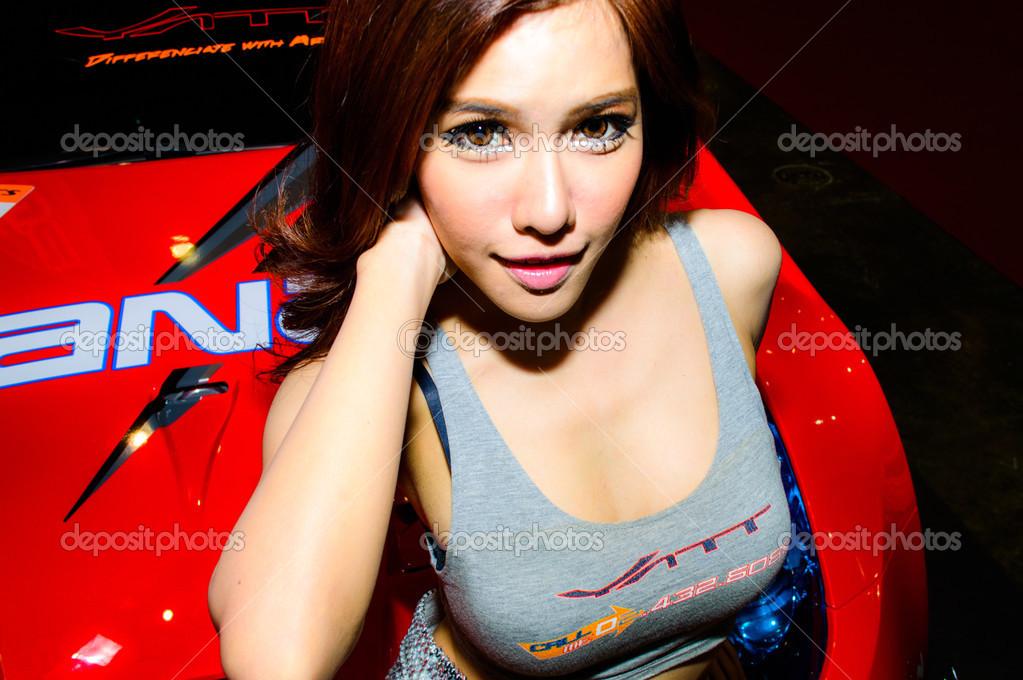 Bangkok model Nude Photos 71