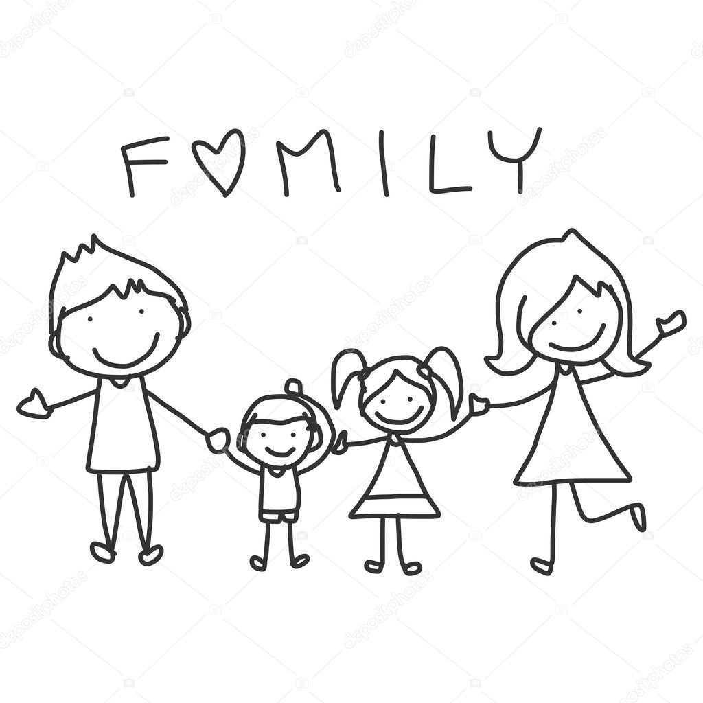 Pictures Drawing Cartoon Picture Hand Drawing Cartoon Happy Family Stock Vector C Atthameeni 31923003 Cartoons pertaining to families and general humor are also available for use in digital as well and are. pictures drawing cartoon picture hand drawing cartoon happy family stock vector c atthameeni 31923003