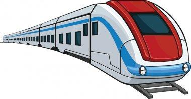 Train on The Rail