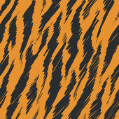 Fotografia seamless pattern di Tiger stripes pelle