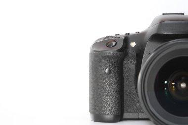 digital camera with copy space