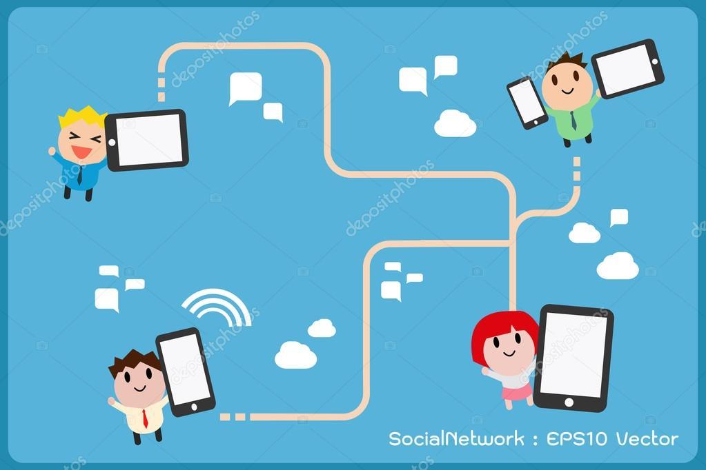 Communication - networking