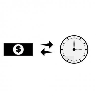 money buy time