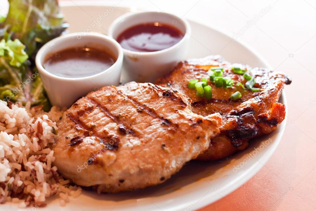 gourmet grilled steak flavoured